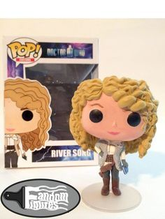 funko pop doctor who - River Song