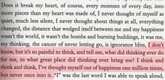 Extremely Loud and Incredibly Close. This book. Oh god. Could not put it down.