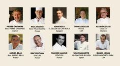 Le+Chef+Lists+100+of+The+Best+Chefs+in+the+World+