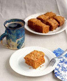 Breakfast Carrot Cake Recipe - Ricki Heller - Candida Diet, Gluten Free, Vegan