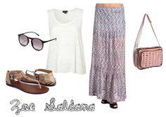 Zoe Saldana Outfit