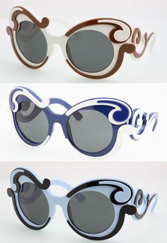 crazy cool fantastic omg I really would love to own these sunglasses!