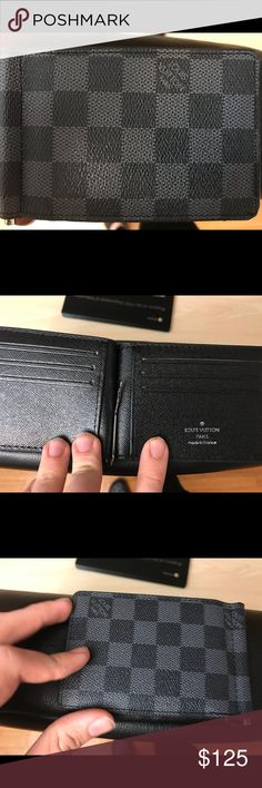 Louis Vuitton wallet Like new used it few times but it's in great condition Louis Vuitton Other