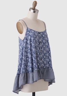 Boho tunic ~ I love tops like this!!