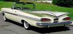 1959 Chevrolet Impala by queen