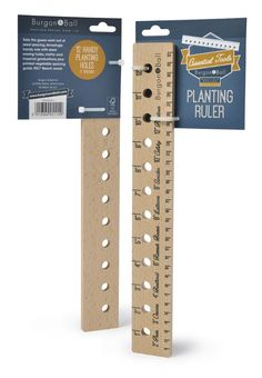 Burgon and Ball Planting Ruler | The Growing Obsession