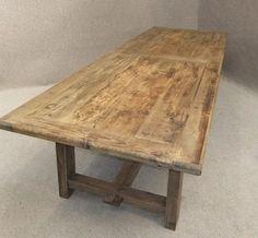 Love a farmhouse table