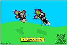 Skoenlappers