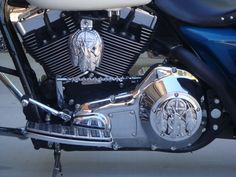 Native American themed jewelry for your motorcycle!