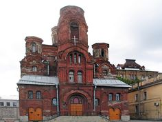 St. Petersburg, Russia Almost forgotten church - Spb   Flickr - Photo Sharing!
