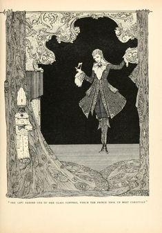 15 Breathtaking Illustrations Of Fairy Tales From The 1920s Harry Clarke, Arthur Rackham, Fantasy Books, Fantasy Art, Grimm, Art Et Illustration, Illustration Techniques, Fairytale Art, Historical Art
