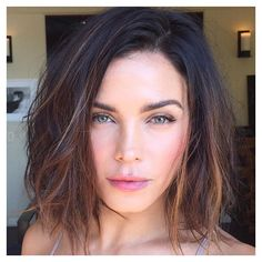 Today With @jennaldewan Shooting With @brianbowensmith Hair By @derekpeterw Makeup By @patricktabare Assisted By @lyndsayzmakeup