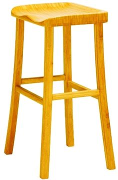 Tulip Bar Stool by Greenington Bamboo Furniture at www.Accurato.us