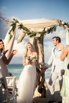 We've revealed 5 easy steps to planning an unforgettable destination wedding! Read more...