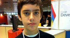 Conozca al niño genio de Google