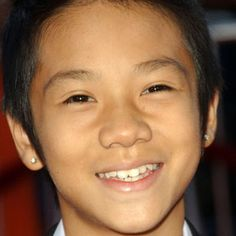 Happy Birthday Brandon Soo Hoo! He turns 17 today...