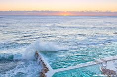"""Bondi is named after an indigenous word meaning """"the sound of waves breaking over rocks""""."""