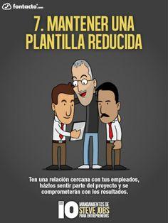 Fuente: http://onevideito.blogspot.mx/2013/04/10-mandamientos-de-steve-jobs-para.html