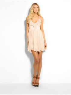 Bonita Liberty Julia Dress | GUESS.eu