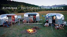 Airstream - the original social network.