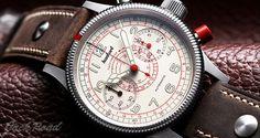 HANHART Pioneer Tachytele Chronograph / Ref.HH7122000110
