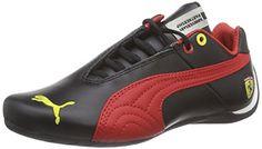 Puma Janine Dance NM Wn's 356196 Damen Sneaker Schwarz (black paradise pink 02) EU 41 (UK 7.5)