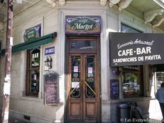 Cafe Margot. Boedo, Buenos Aires, Argentina. History, Culture and Tradition; in keeping with my memoir; http://www.amazon.com/With-Love-The-Argentina-Family/dp/1478205458