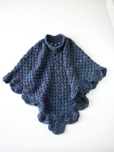 'Coming Home' Poncho  This is the Poncho Martha Stewart came home in on the day of her release from prison.  It was made for her by one of her fellow inmates, reportedly the day before she was released.