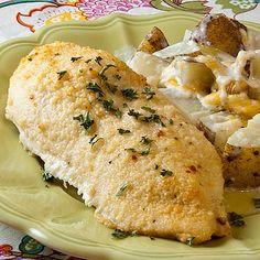 Easy Italian Baked Chicken   Real Mom Kitchen