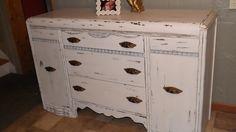 Milk Paint Buffet/Dresser and Vintage Lane Cedar Chesthttp://www.sweetbabyjanes.org/