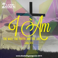 "Bible Scripture: ""I am the way, the truth, and the life. No one comes to the Father except through Me."" –John 14:6"