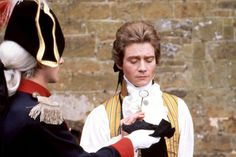 One Period Drama Production Still Per Day: Anthony Andrews in The Scarlet Pimpernel(1982)