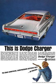 This is Dodge Charger - 1966 Dodge Charger, Dad had a 1967.
