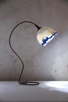 Paper Productions: elegant paper lamps by Pia Wustenberg