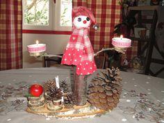 petit décor de Noël