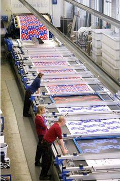 Marimekko production.