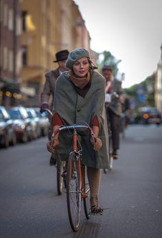 Tweed run Stockholm