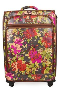 Sakroots 'Artist Circle' Suitcase (26 Inch) available at #Nordstrom