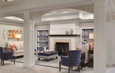 Senior Living Lounge | Spellman Brady & Company