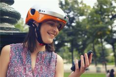 With Airwheel C5 smart helmet, want to play music or answer the phone? A button can be buttoned and solve these problem. #airwheel #smart #travel #outdoors #technology #helmet