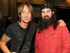 Jep with Keith Urban