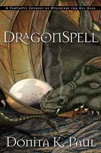 The DragonKeeper Chronicles by Donita K. Paul  DragonSpell, DragonQuest, DragonKnight, DragonFire, & DragonLight.  Amazing series by an amazing Christian author. All the action, adventure, fantasy our kids look for with an ever-present godly outlook.