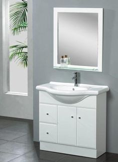 17 Fascinating White Bathroom Vanity Cabinet Pic Ideas