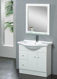 Sink Overhangs The Front Of The Vanity Bathroom Vanities
