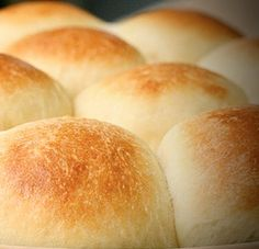 Tried and tested and it is the best roll recipe I've ever tasted!  The key to a good light and fluffy roll is sticky dough!