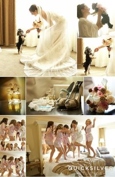 Davenport Hotel Wedding Reception Pictures   Bridesmaids Photos