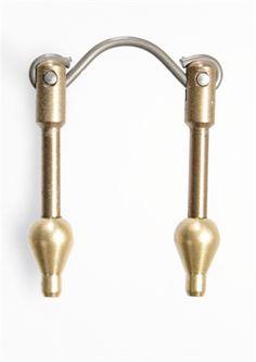 Obús Spetton Euro ArticuladoCaracterísticas:Puente para goma en cordón Brazos inox de 4mmArco de carga inoxidable. Esferas desmontables.