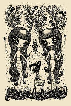 twins of harmony