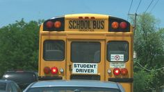 It appears there was a mutiny on this school bus