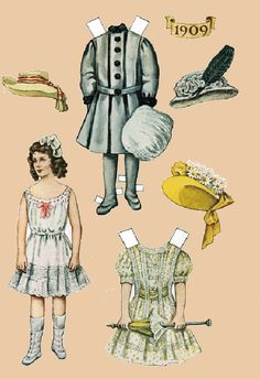 ☆ Vintage Paper Dolls ☆ 1000 Restored Pages to Print Cut Out Make ☆ DVD ROM ☆   eBay